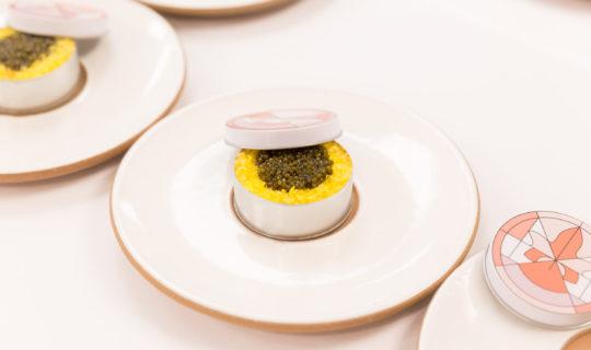 Caviar Benedict